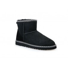 UGG Classic Mini Liberty Black