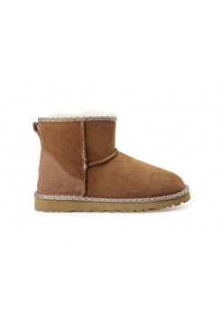UGG Classic Mini Liberty Chestnut (E253)