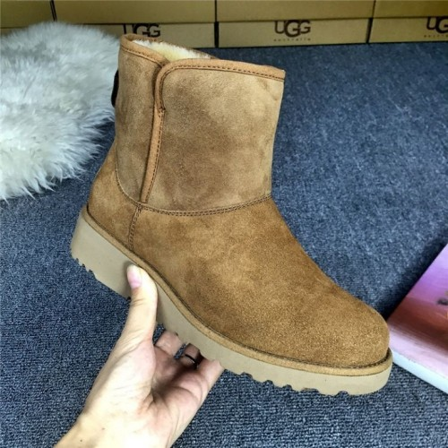 UGG Abree Mini Chestnut