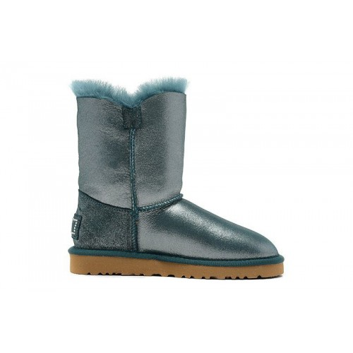 UGG Bailey Button I DO! Sea Green