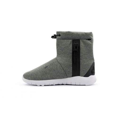 Сапоги Nike Tech Fleece Boots Grey (W422)