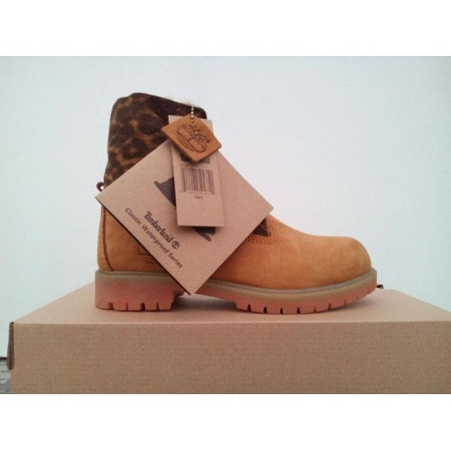 Ботинки Timberland 6 inch Brown Color (W535)