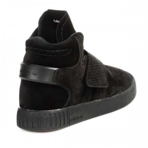 Кроссовки Adidas Tubular invader black (М321)