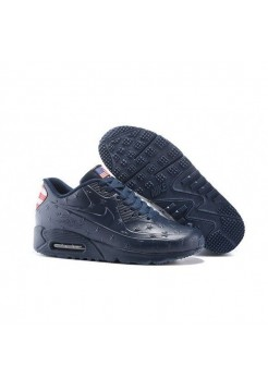 Кроссовки Air Max 90 VT American Independence Day Blue (М961)
