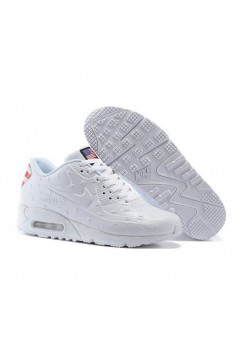 Кроссовки Air Max 90 VT American Independence Day White (М962)
