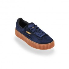 Кроссовки Puma Rihanna Синие (М301)