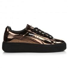 Кроссовки Puma Rihanna Бронза (М302)