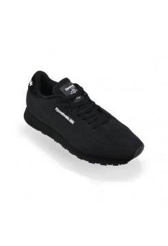 Кроссовки Reebok Classic Suede Черные (М525)
