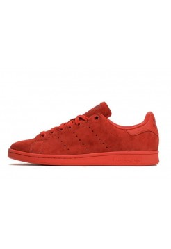 Кроссовки Adidas Stan Smith Original RIO Powder Red (OЕ112)