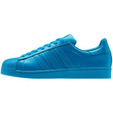 Adidas Superstar Supercolor PW Sharp Blue (ОЕ423)