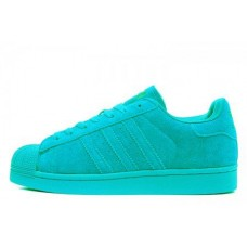 Кроссовки Adidas Superstar City Series Sea Blue (О121)