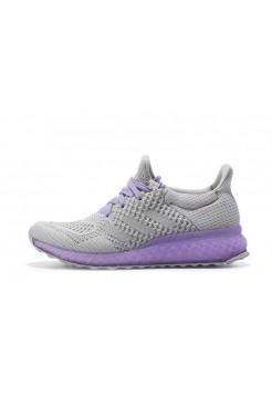 Кроссовки Adidas Ultra Boost FutureCraft Grey Purple (О323)