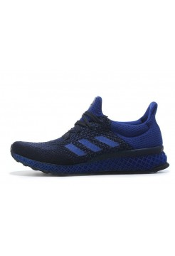 Кроссовки Adidas Ultra Boost FutureCraft Navy Blue (О327)