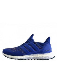 Кроссовки Adidas Ultra Boost Multicolor Blue (О322)