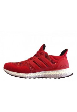 Кроссовки Adidas Ultra Boost Multicolor Red (О324)