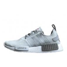 Кроссовки Adidas NMD Runner Suede Grey (O415)