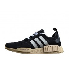 Кроссовки Adidas NMD Runner Suede Black (O417)