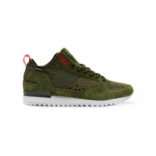 Кроссовки Adidas Military Trail Runner Army Green (О534)