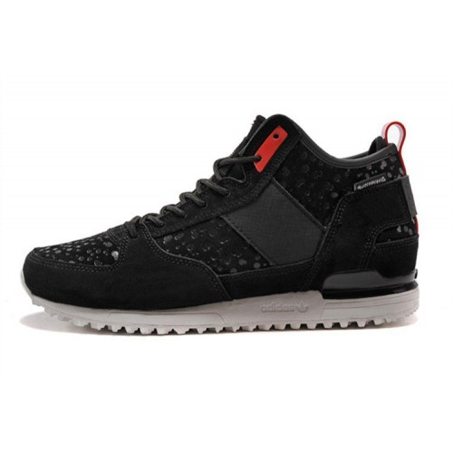 Кроссовки Adidas Military Trail Runner Army Black (О536)