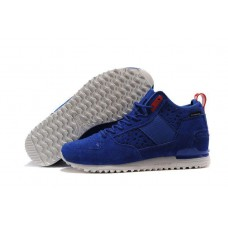 Кроссовки Adidas Military Trail Runner Army Blue (О537)