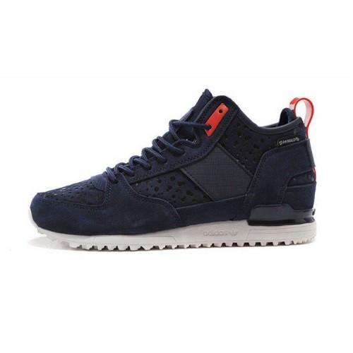 Кроссовки Adidas Military Trail Runner Army Navy Blue (О538)