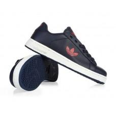 Кроссовки Adidas Neo Синие (А617)