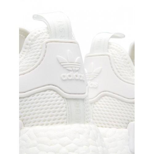 Кроссовки Adidas NMD Runner white (АW426)