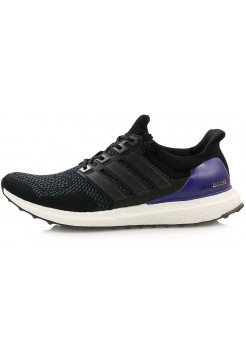 Кроссовки Adidas Ultra Boost Cool Black (Е521)