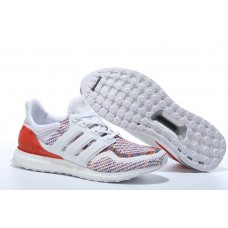 Кроссовки Adidas Ultra Boost Multicolor Red (Е321)