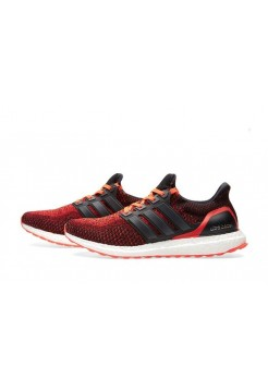 Кроссовки Adidas Ultra Boost Red (Е321)