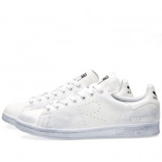 Кроссовки Adidas Raf Simons Stan Smith Aged White (Е213)