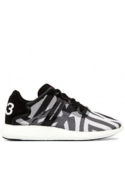 Кроссовки Adidas Y-3 Black (E213)