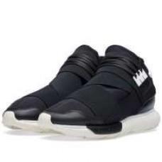 Кроссовки Adidas Y-3 Qasa Black/White (E215)