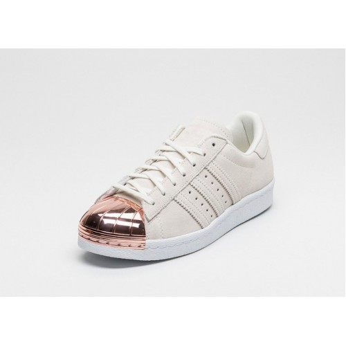 Кроссовки Adidas Superstar Metal/Toe White (Е251)