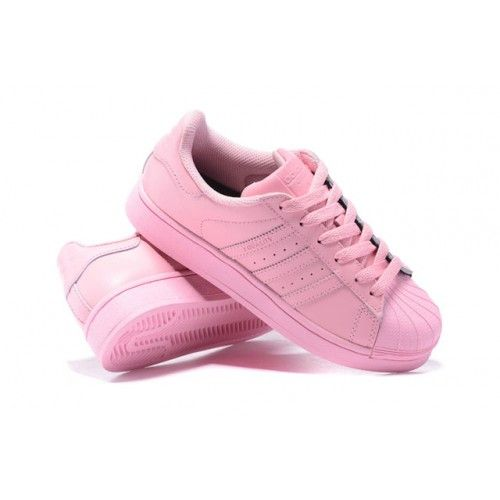 Кроссовки Adidas Superstar Light Pink (Е128)