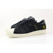 Кроссовки Adidas SS80V Superstar UNDFTD X Bape Black (Е130)