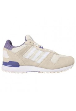 Кроссовки Adidas ZX 700 White/Purple (Е314)