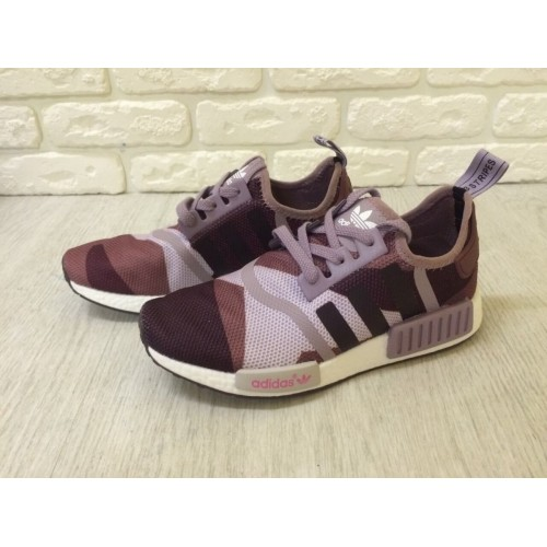 Кроссовки Adidas NMD Runner Cherry (Е421)