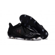 Футбольные бутсы Adidas X 16+ Pure Chaos FG Black (Е325)