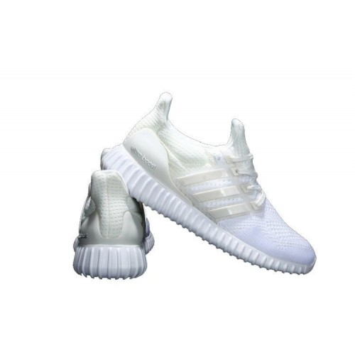 Кроссовки Adidas Ultra Yeezy Boost White (W325)
