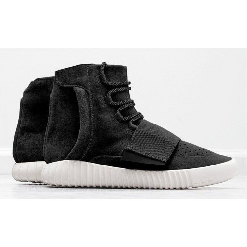 Кроссовки Adidas Yeezy Boost 750 ALL Black (W213)
