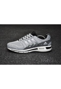 Кроссовки Adidas Ultra Boost Black/Grey (W501)