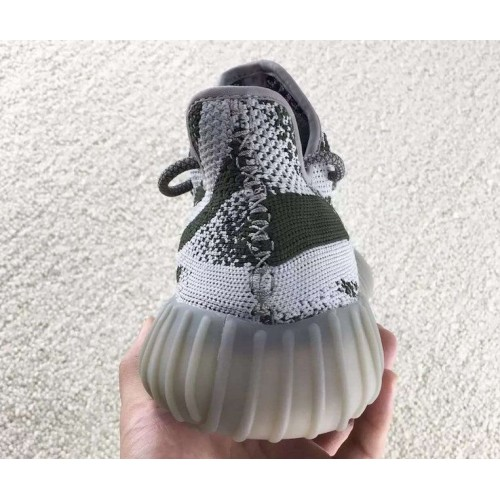 Кроссовки Adidas Adidas Yeezy Boost 350 SPLY V2 grey (WV513)