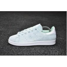 Кроссовки Adidas Consortium Stan Smith Turquoise (W015)
