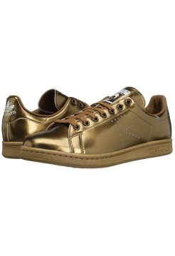 Кроссовки Adidas Raf Simons Stan Smith Gold (W211)