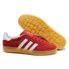 Кроссовки Adidas Originals Gazelle Indoor Red (W312)