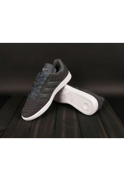 Кроссовки Adidas Busenitz Dark Grey/White (W327)