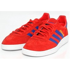 Кроссовки Adidas Originals Spezial Red/Blue (W327)