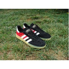 Кроссовки Adidas Originals Spezial Black/Red/White (W328)