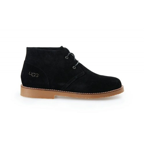 Ботинки UGG Leighton Black (E631)